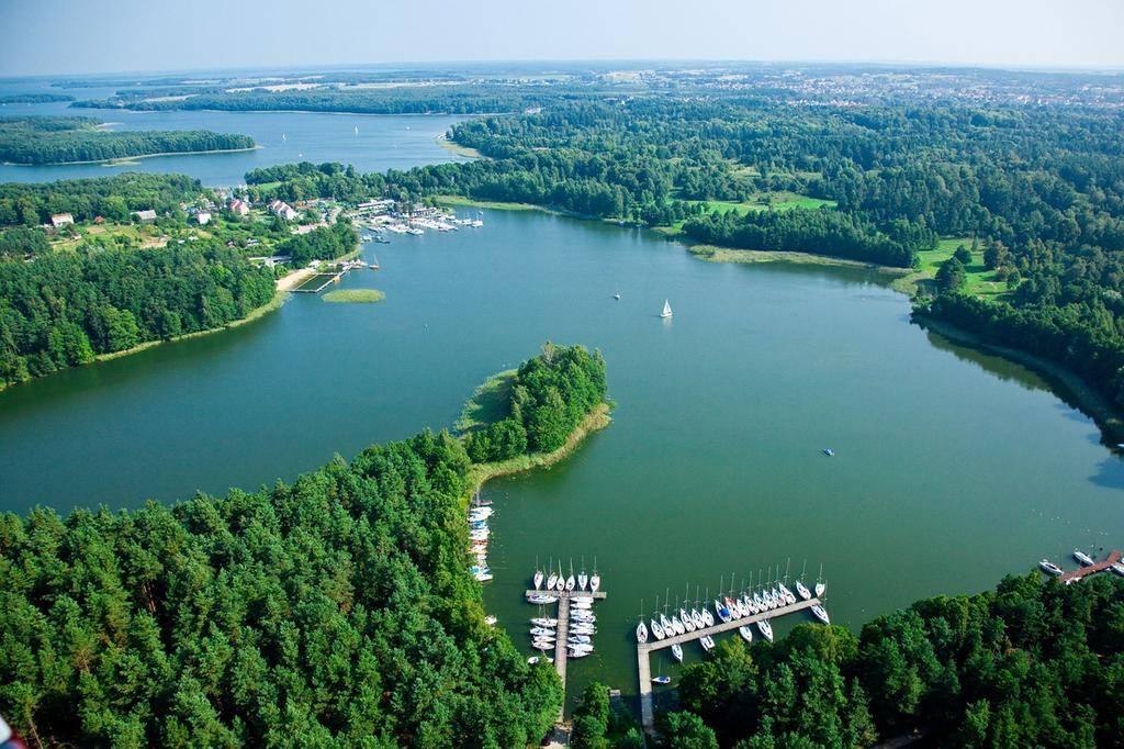 Путешествие под парусом на яхте по мазурским озерам