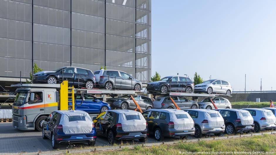 Аренда авто в берлине (berlin mariendorfer damm)