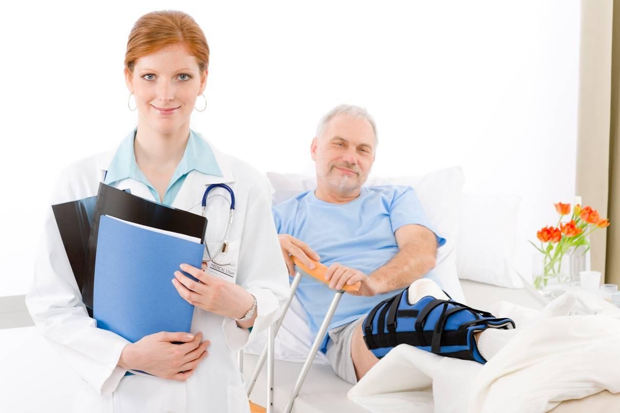 Протезирование коленного сустава в германии, цены клиник, отзывы - docland