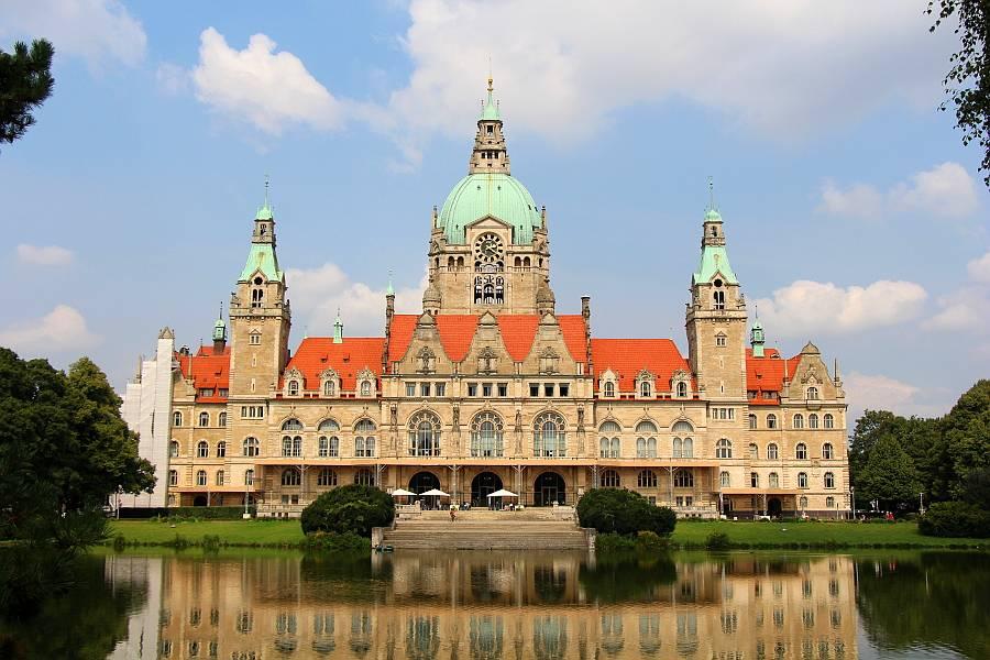 Ганновер — город в германии