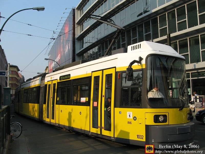 Городской транспорт берлина - как выгоднее   on trips
