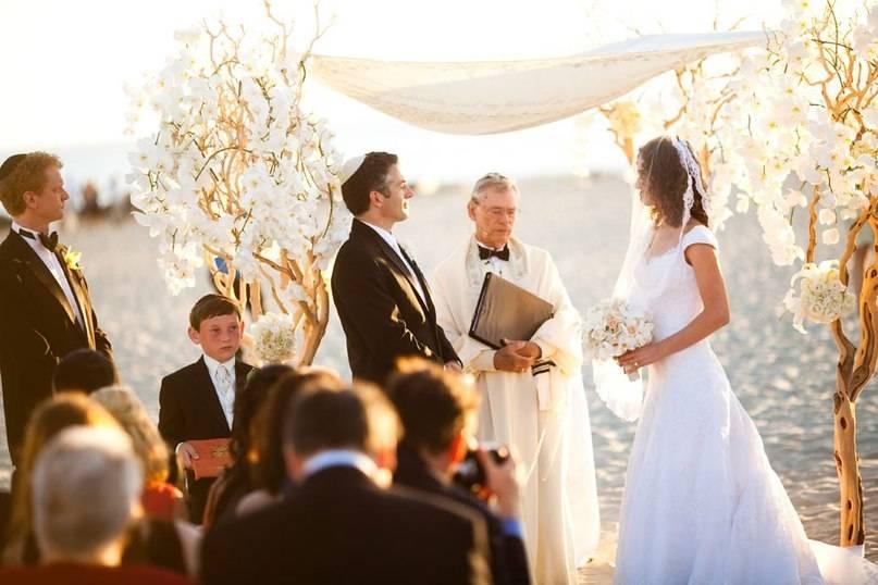 Традиции брака в иудаизме: отличия религиозного от официального