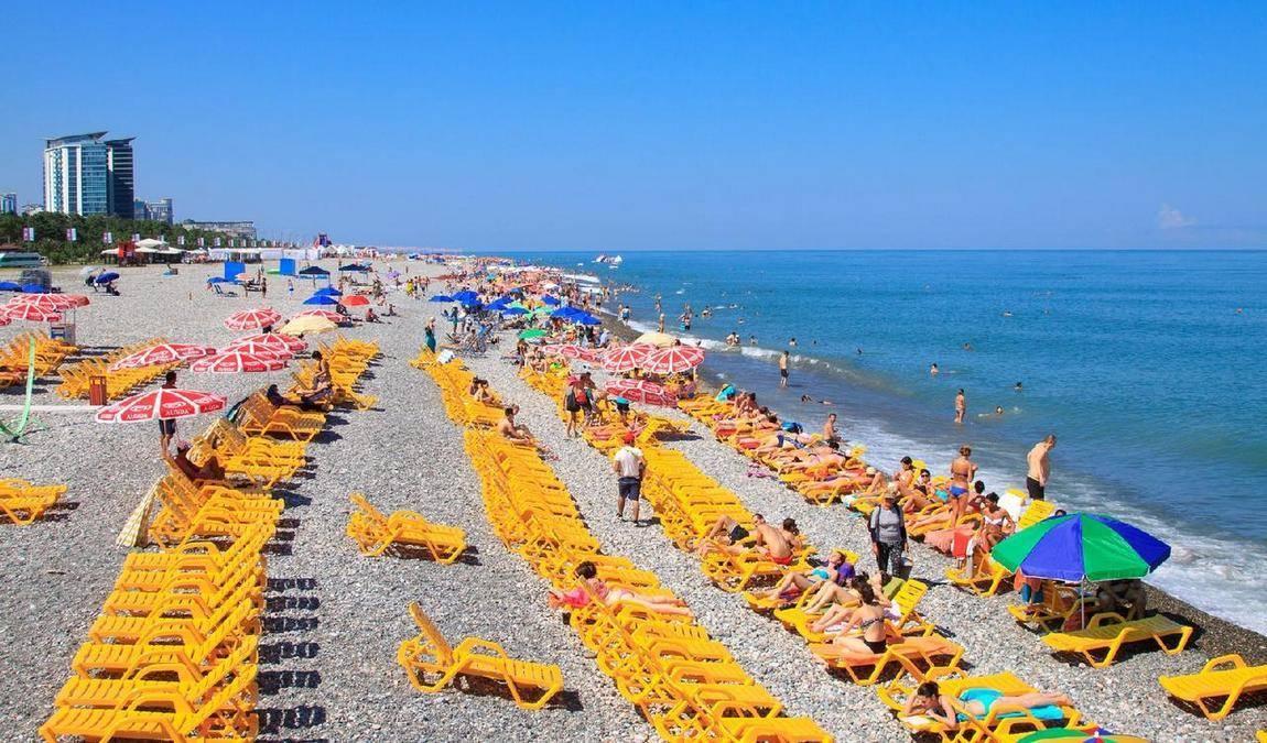 Лучшие пляжи грузии - фото, описание, отзывы 2020