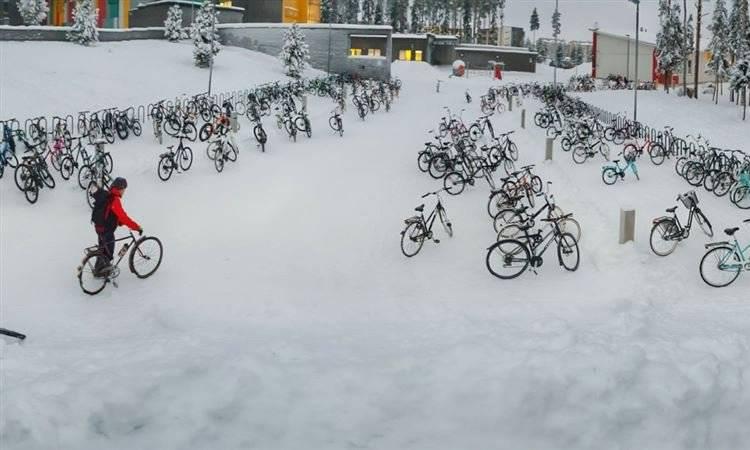 По финляндии на велосипеде - vsё.fi - всё о финляндии