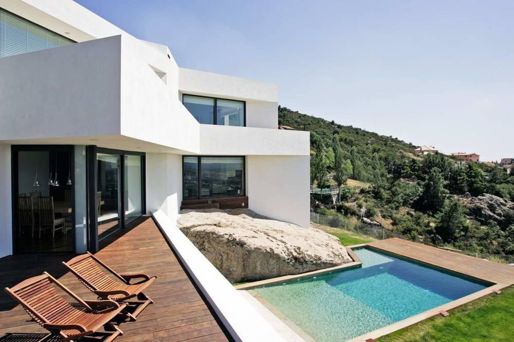 Строить дома в испании – модно и доступно