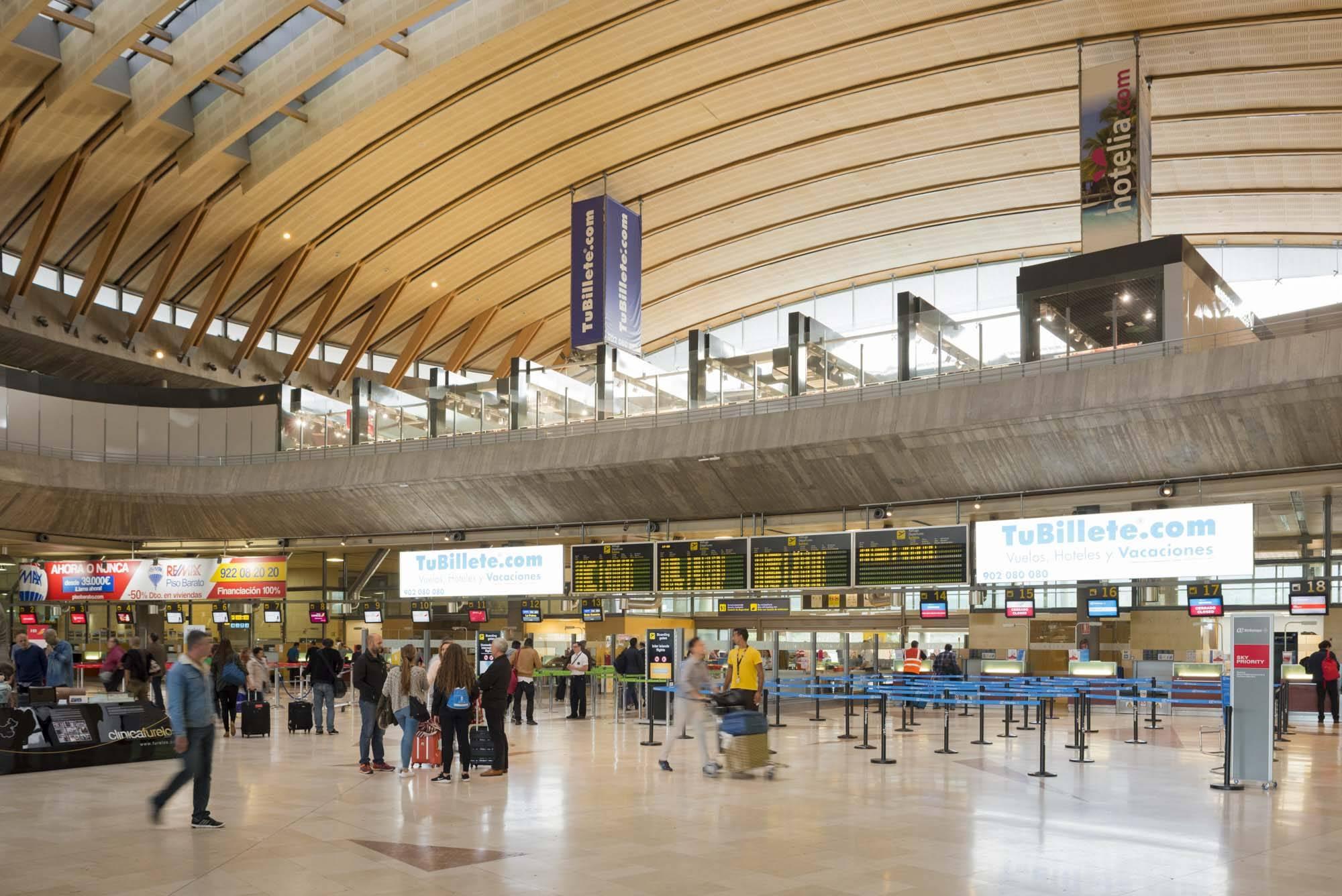 Аэропорт тенерифе | северный и южный аэропорт тенерифе