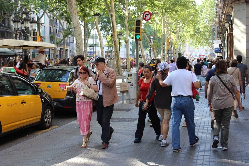 Минимальная и средняя зарплата в испании