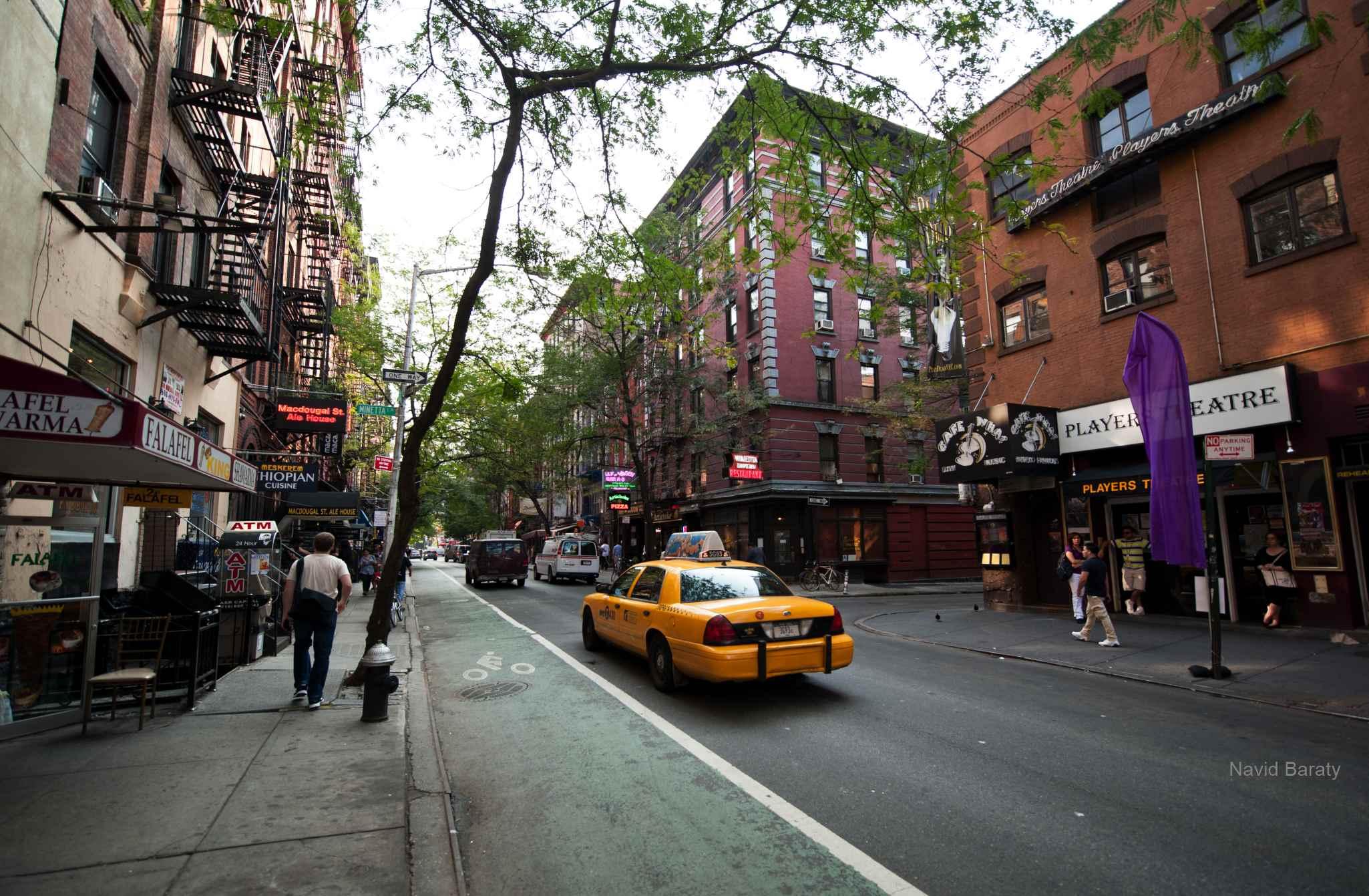 Достопримечательности Нью-Йорка — ТОП20