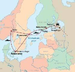 Как добраться из хельсинки в стокгольм: паром, поезд, машина. расстояние, цены на билеты и расписание 2021 на туристер.ру