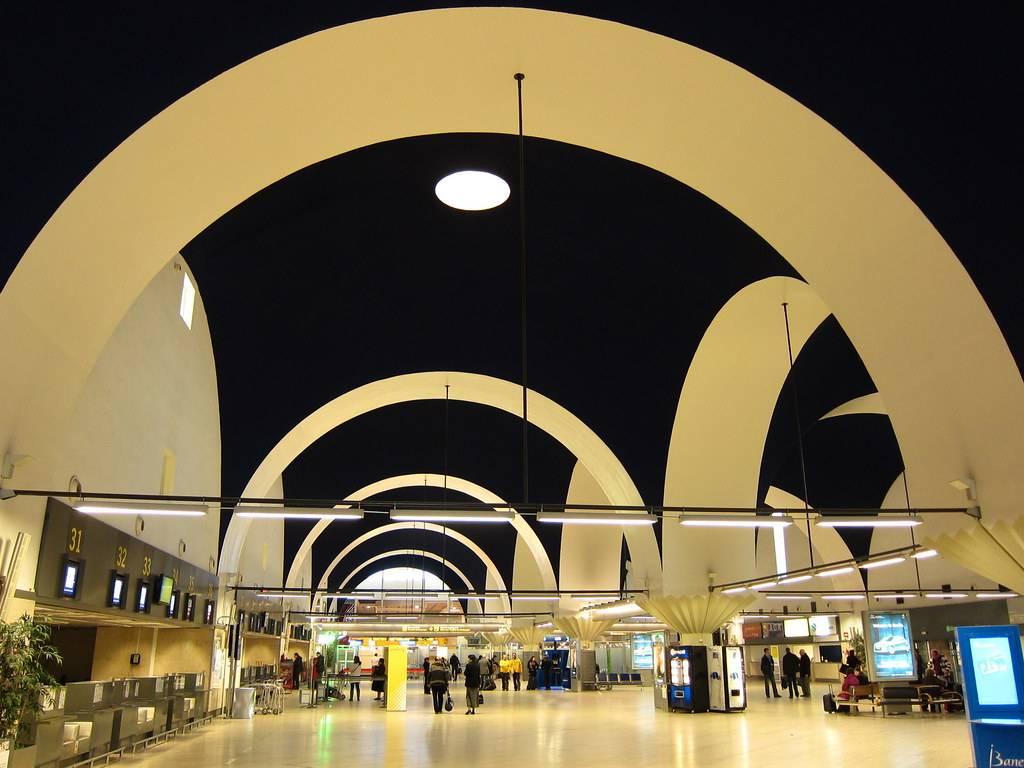 Транспорт аэропорта савилья