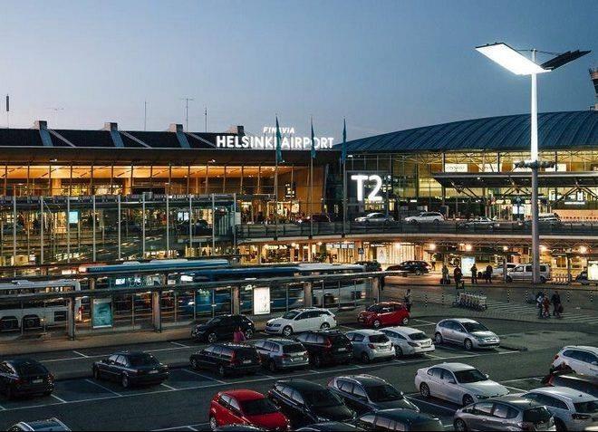 Как добраться из тампере в аэропорт хельсинки