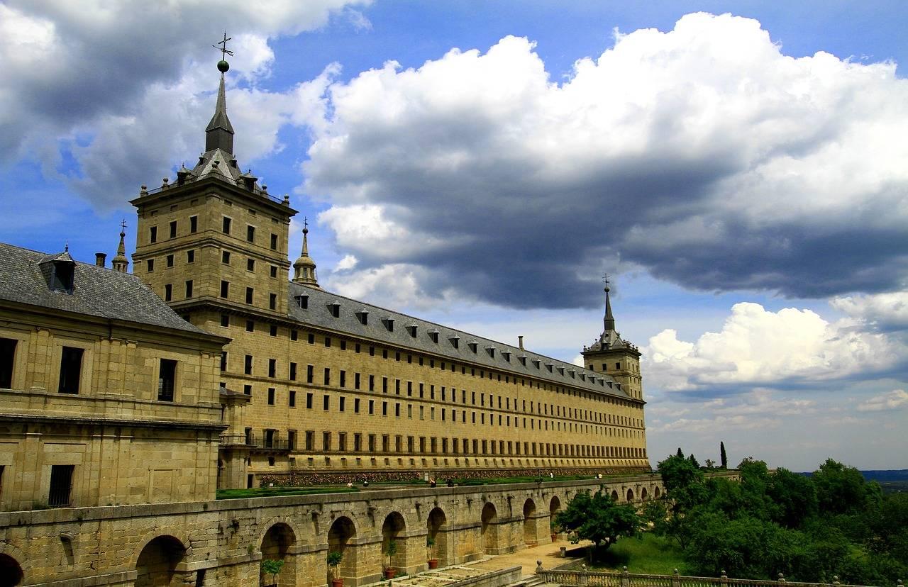Эскориал, испания: фото, усыпальница королей, достопримечательности