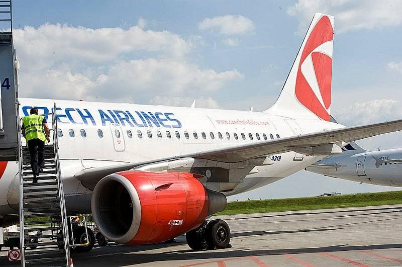 Чешские авиалинии официальный сайт авиакомпании czech airlines на русском языке