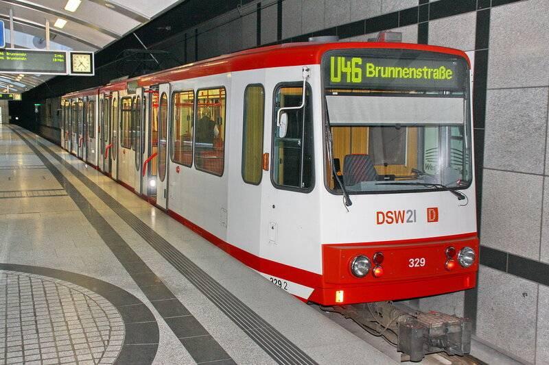 Нюансы общественного транспорта в германии