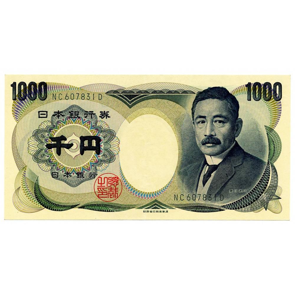 Японская иена (jpy)с 1 июля 1992посегодня