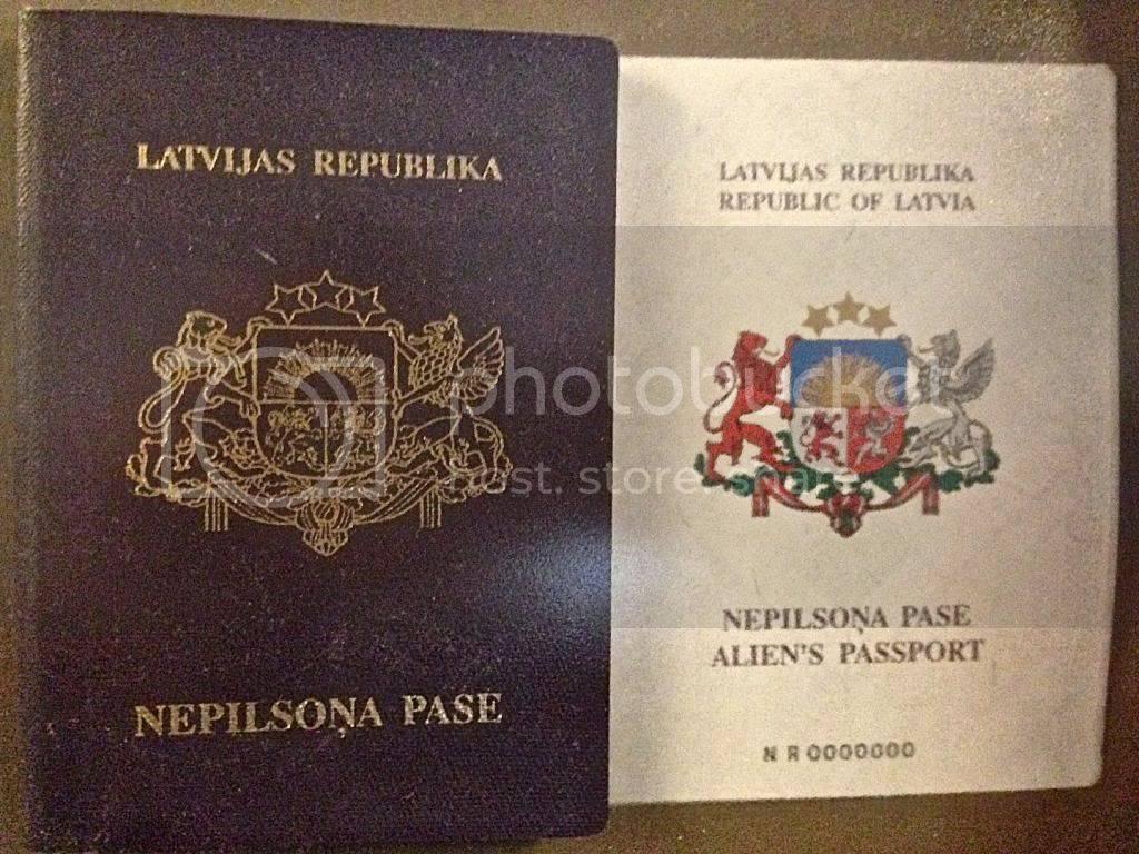 Неграждане латвии: 20 лет без права голоса