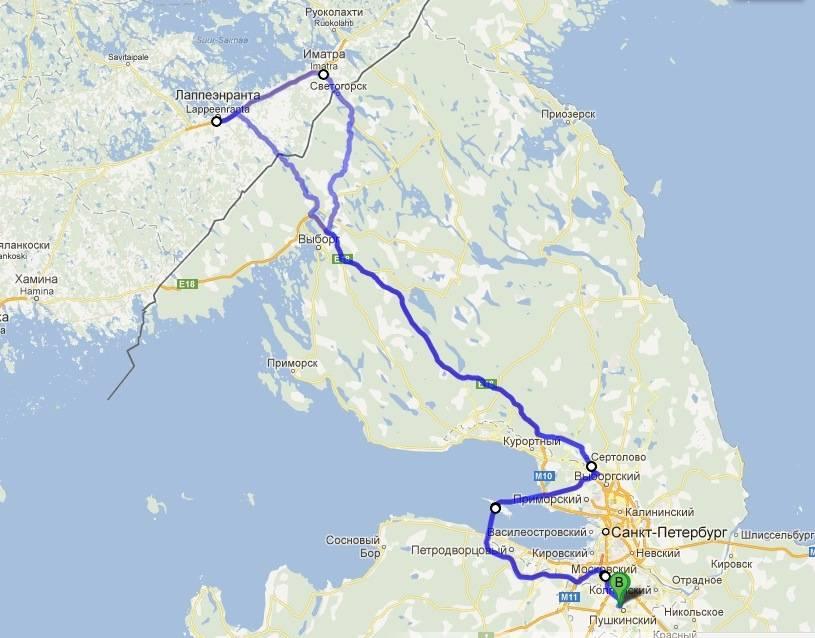 Поездка в финляндию на машине как поехать, куда съездить, что нужно, какие документы, на автомобиле на выходные в финляндию