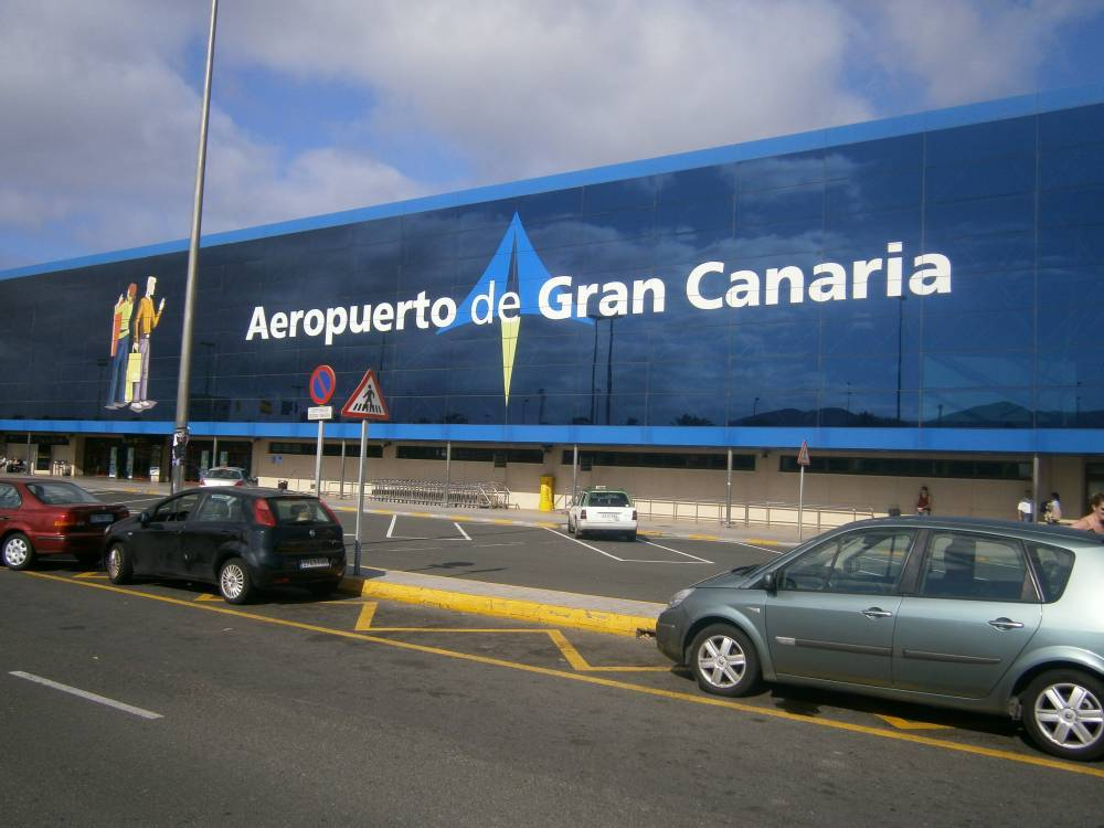 Аэропорт гран-канария (г. лас-пальмас-де-гран-канария)