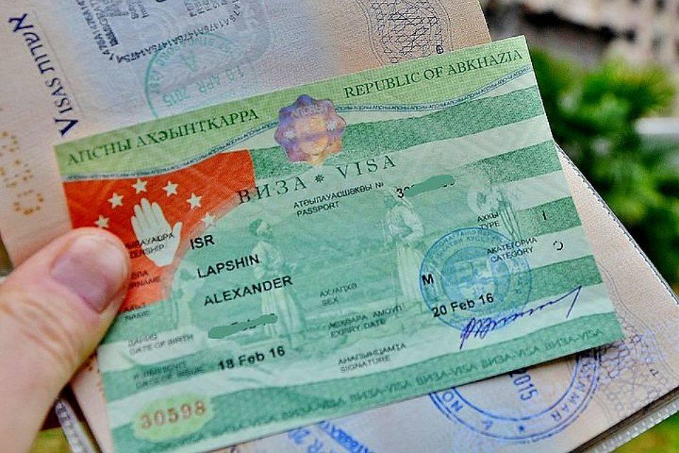 Граница абхазии и россии ♻ правила пересечения, документы, советы