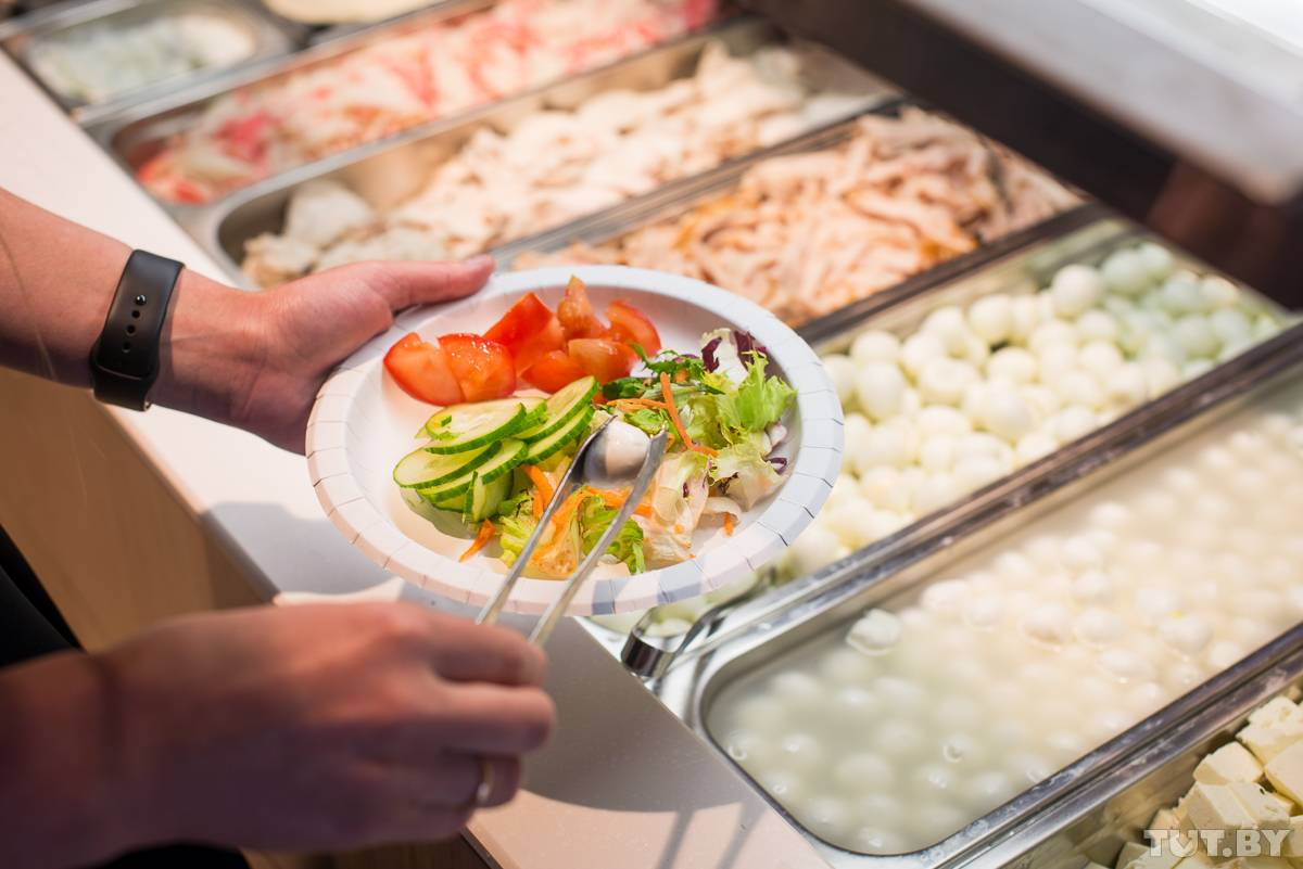 Цены на еду в токио