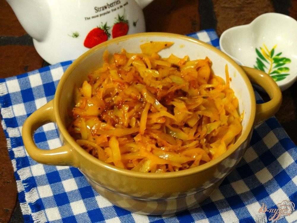 Квашеная капуста по-немецки: рецепт и фото