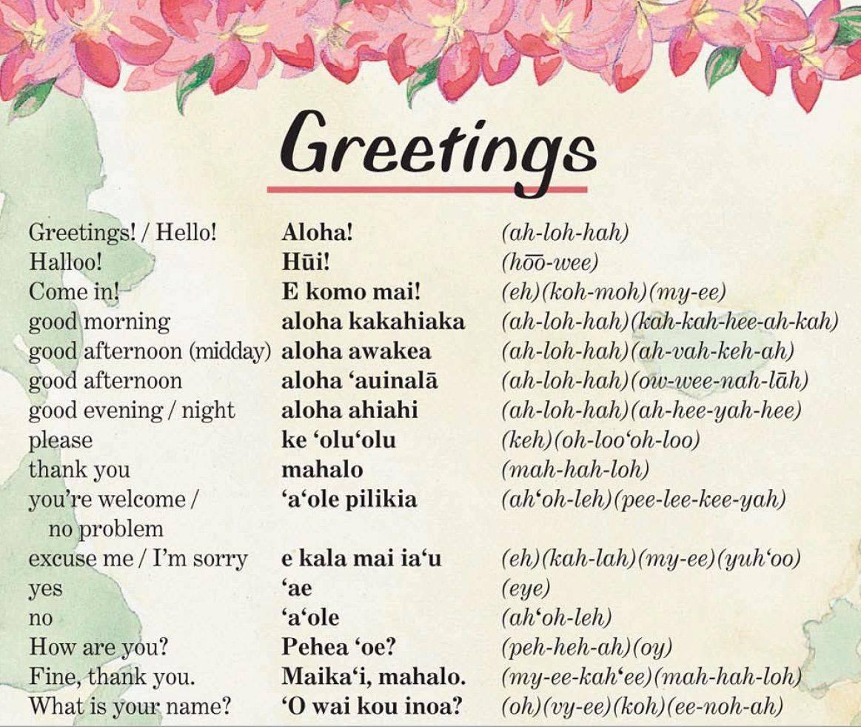 Гавайский язык - wiki