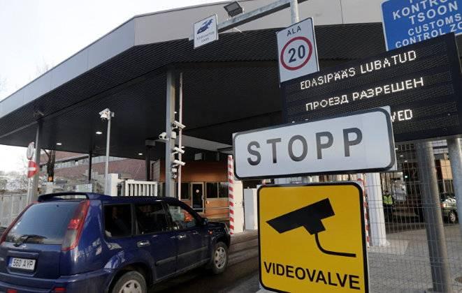 Как изменились правила пересечения границы эстонии после введения чрезвычайной ситуации