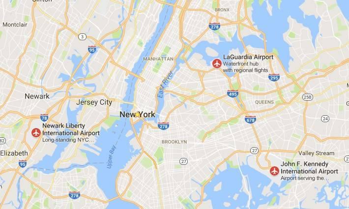 Аэропорты нью-йорка: рейсы, инфраструктура и маршруты