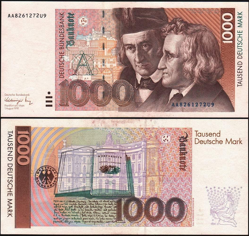 Ввоз денег в германию — сколько наличности можно брать