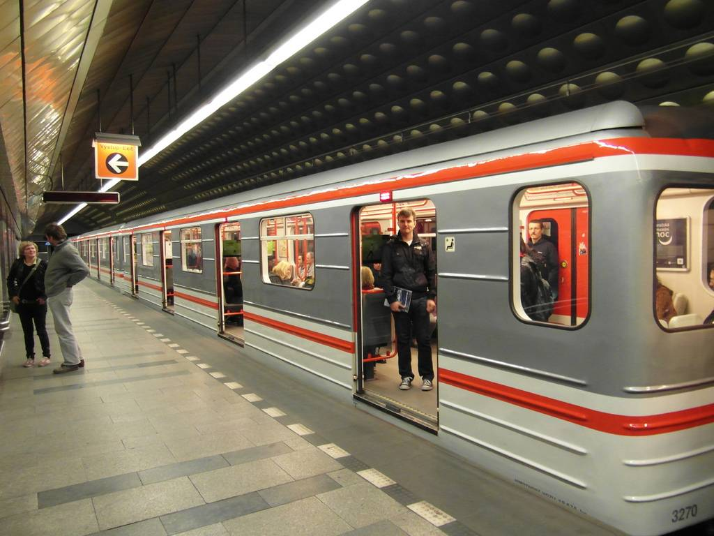 Метро праги — история чешской подземки, карта и схема метрополитена
