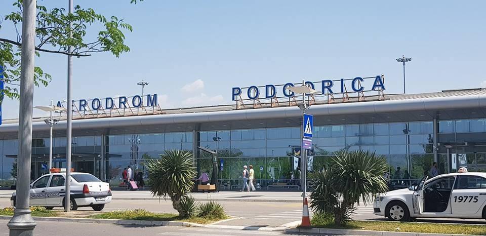 Международные аэропорты прилета в черногории из москвы