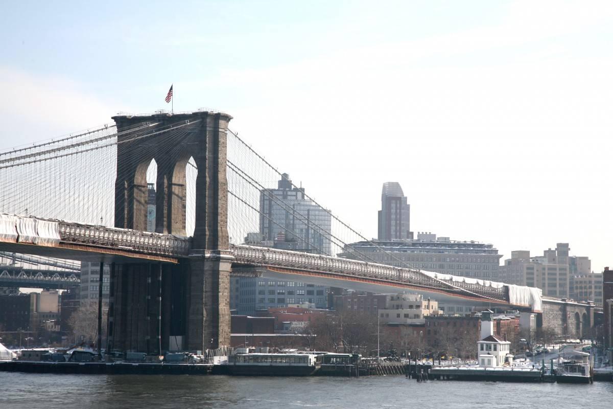 Бруклинский мост в нью-йорке: интересные факты, как добраться