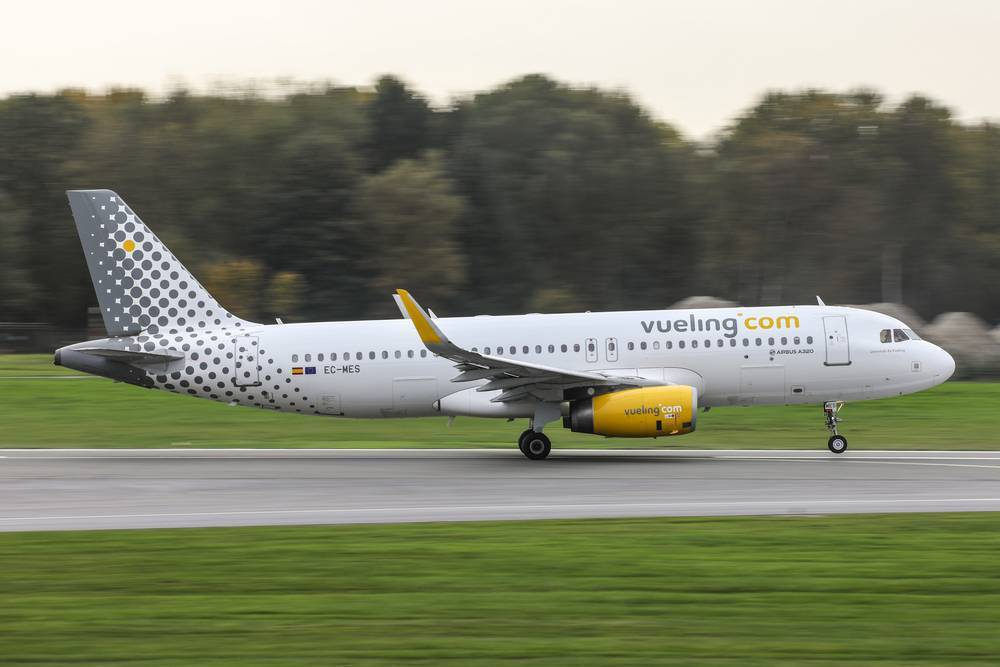 Vueling airlines — дешевые авиабилеты от авиакомпании со скидкой 55% | trip.com