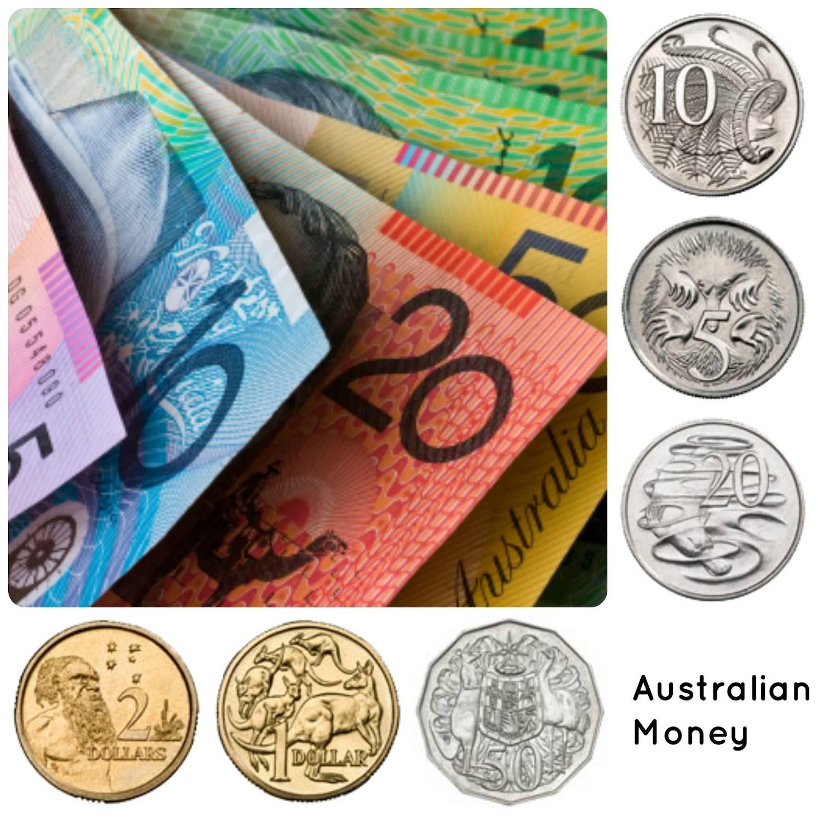 Доллар австралии — национальная валюта страны
