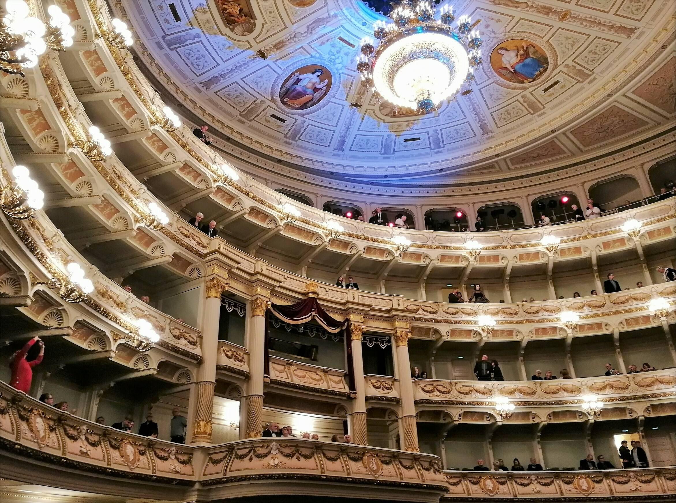 Самые известные оперные театры мира: список