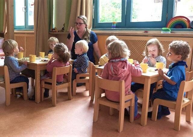 Детский сад в японии, германии, дании: никаких занятий, только игры