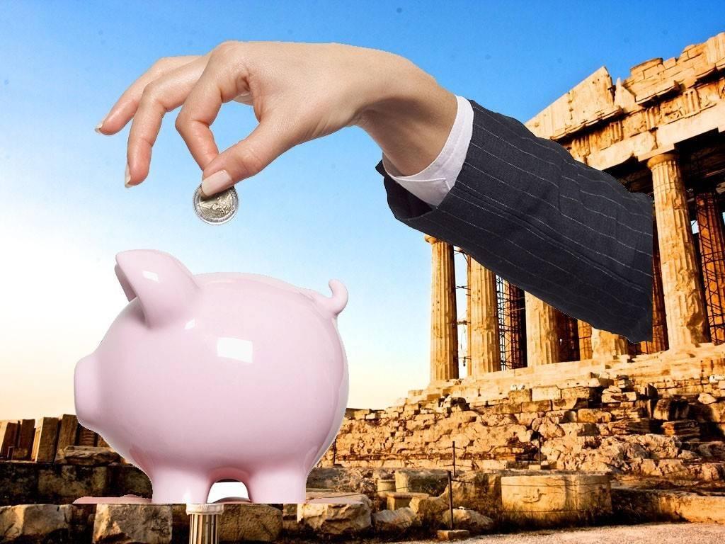 Налоги для юридических и физических лиц в Греции