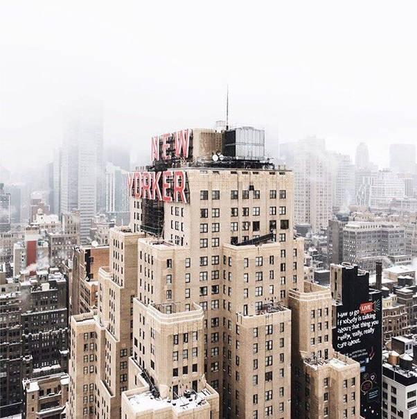 Где остановиться в нью-йорке?