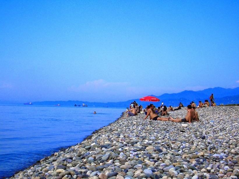 Отдых на море в грузии