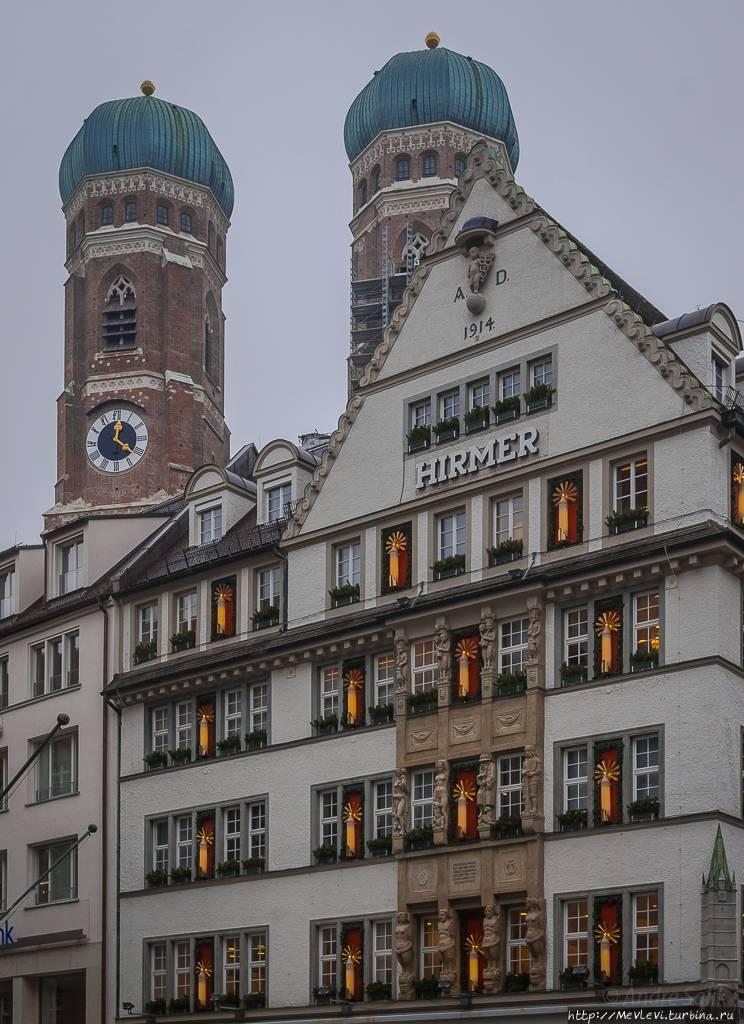 Достопримечательности мюнхена - топ 23