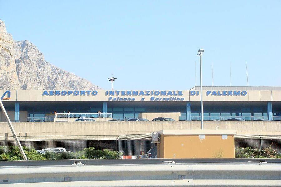 Сицилия: описание аэропортов, расположение, маршруты на карте