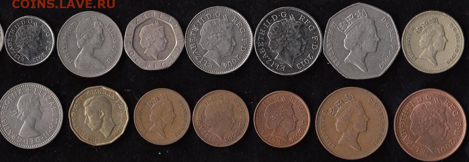 Валюта великобритании: история денежной единицы, её внешний вид :: syl.ru