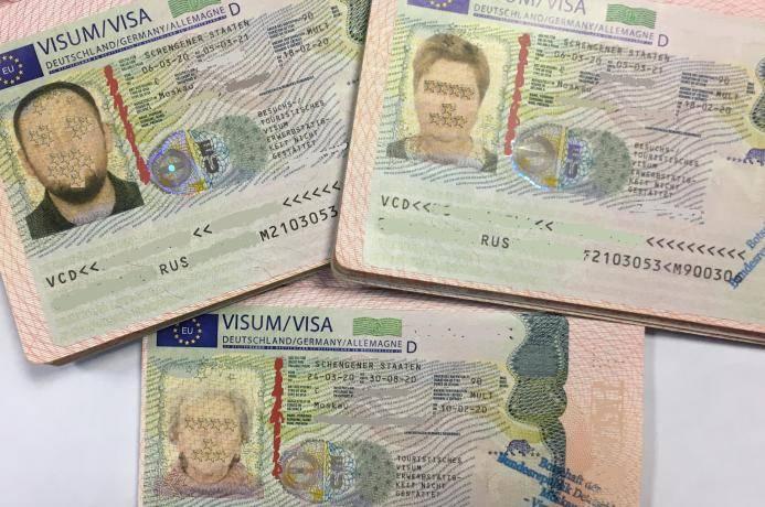 Национальная виза в германию: необходимые документы, получение через посольство