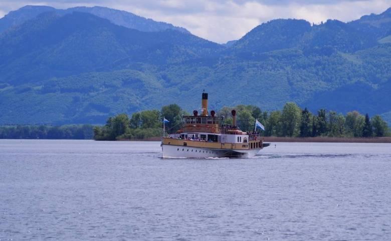 Озеро кимзее (chiemsee) - munchenguide