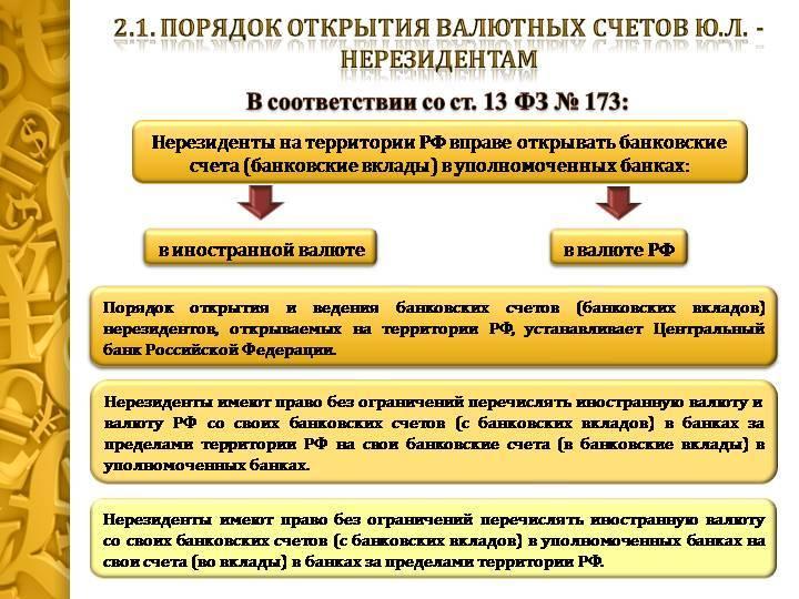 Как открыть счет для иностранного гражданина