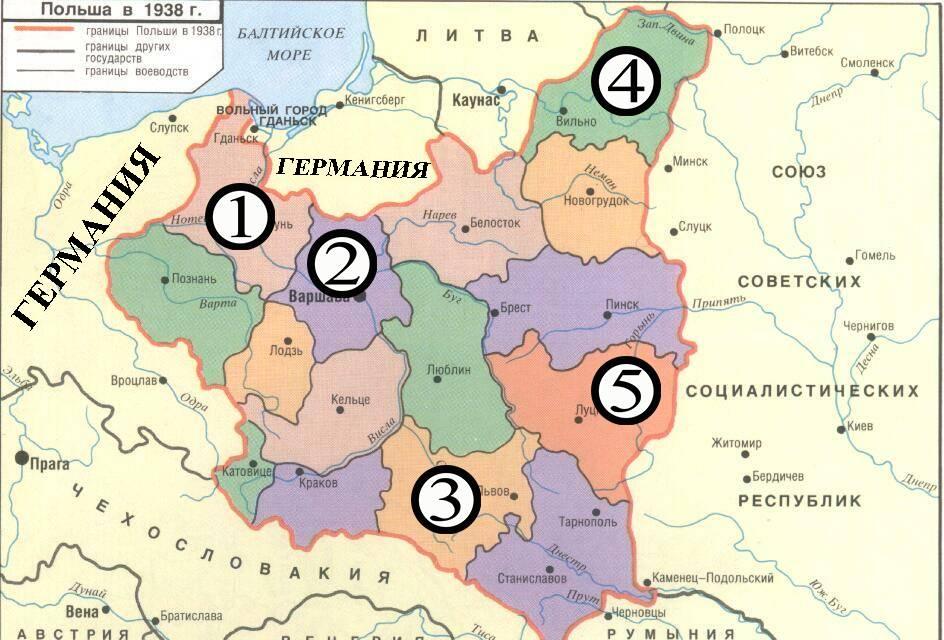 Что делать, если не пропустили на польской границе?