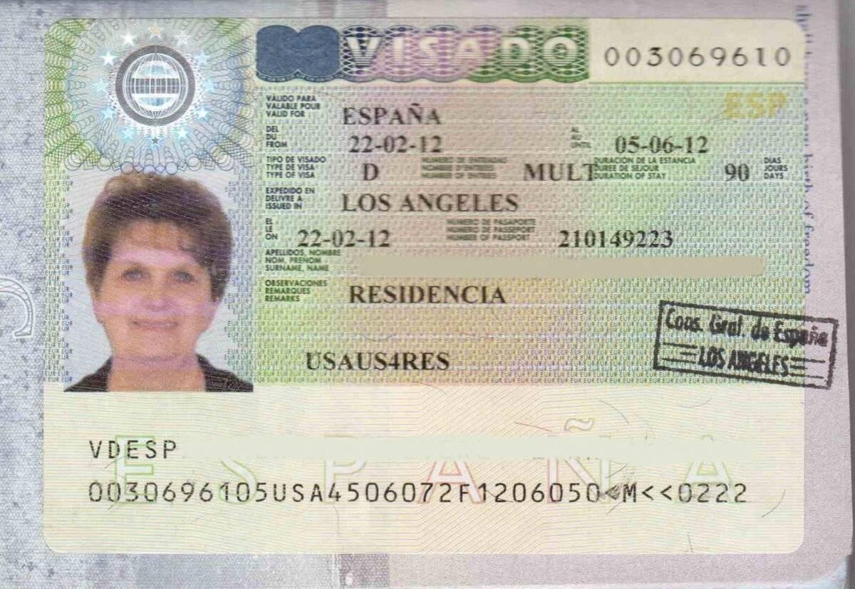 Особенности оформления рабочей визы в испанию