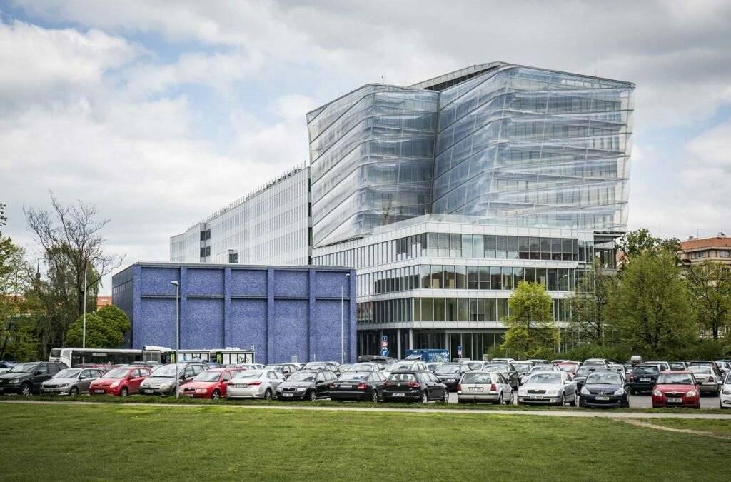 Чвут в праге - старейший технический университет в европе