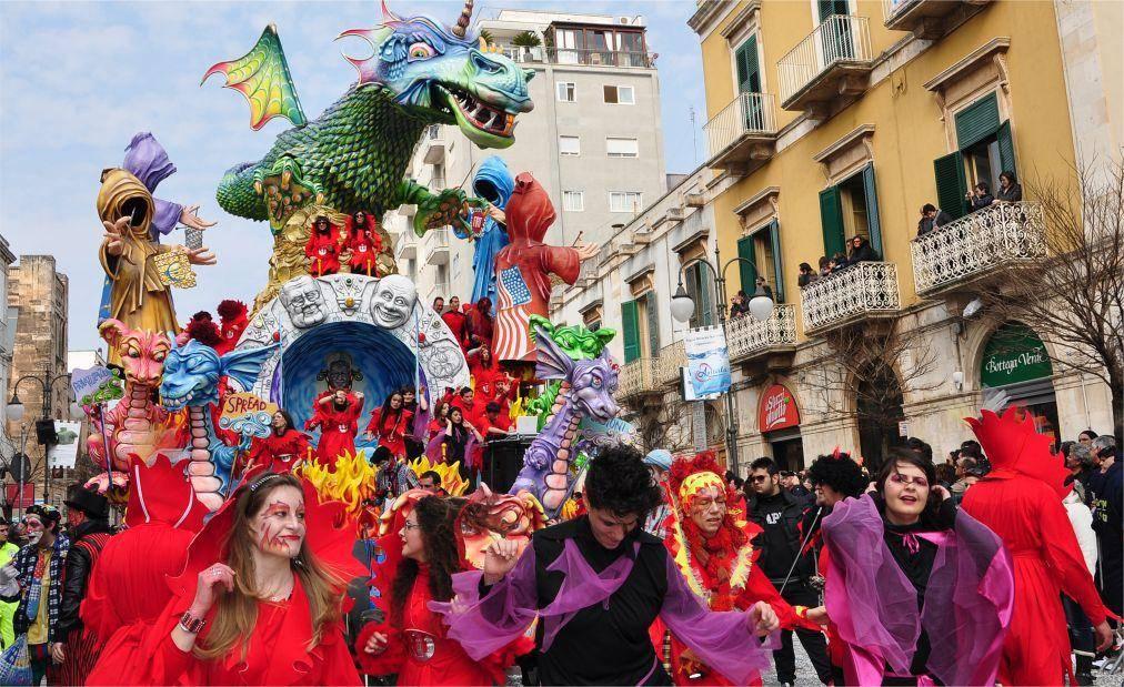 Праздники испании никого не оставят равнодушным
