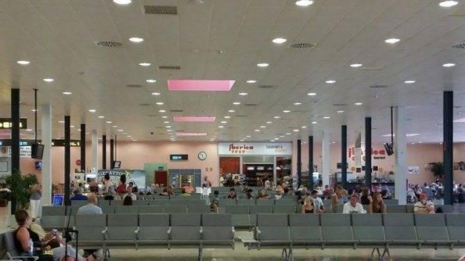 Жирона — коста-брава (аэропорт)